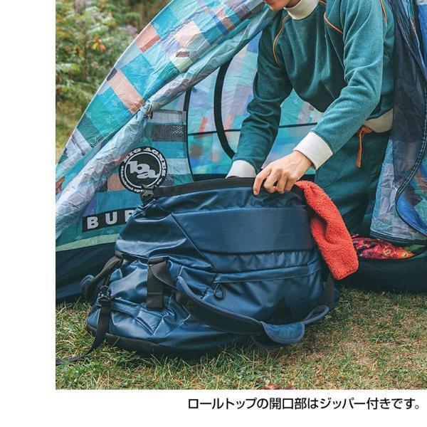 BURTON バートン ダッフルバッグ リュック Multipath Duffle Bag 60L+ 2m50cm 05