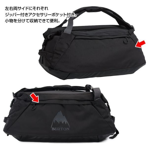BURTON バートン ダッフルバッグ リュック Multipath Duffle Bag 60L+ 2m50cm 10