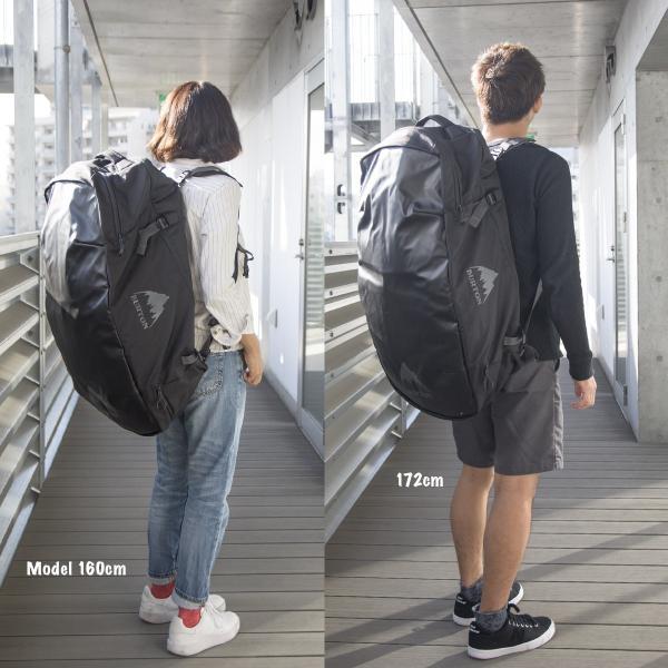 BURTON バートン ダッフルバッグ リュック Multipath Duffle Bag 90L|2m50cm|04