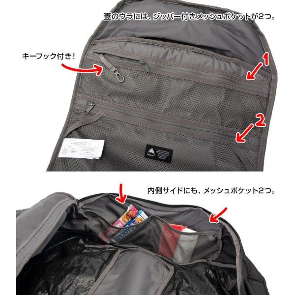 BURTON バートン ダッフルバッグ リュック Multipath Duffle Bag 90L|2m50cm|08