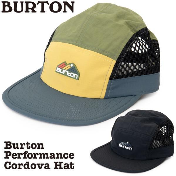 帽子 BURTON バートン Burton Performance Cordova Hat メッシュキャップ 2m50cm
