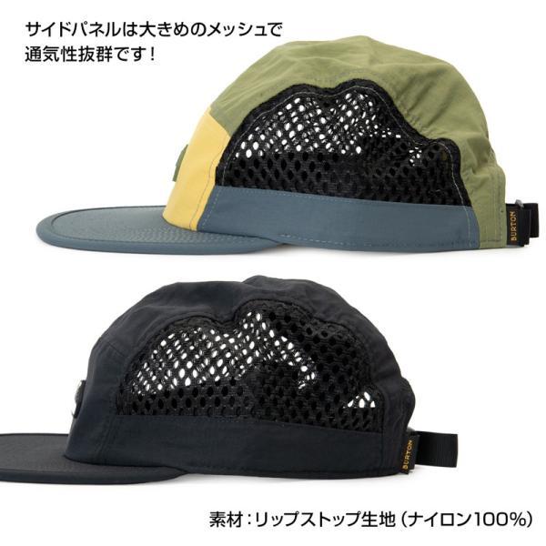 帽子 BURTON バートン Burton Performance Cordova Hat メッシュキャップ 2m50cm 08