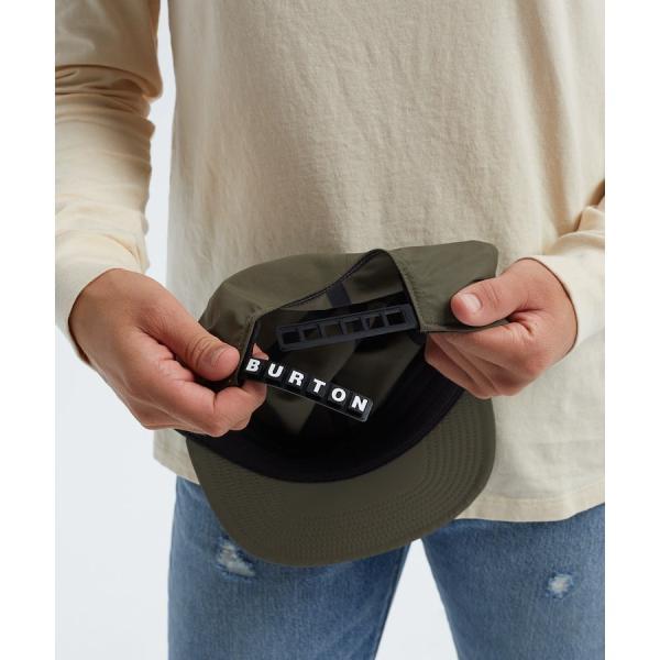 帽子 BURTON バートン Burton Rad Dad Performance Snapback Hat キャップ|2m50cm|07