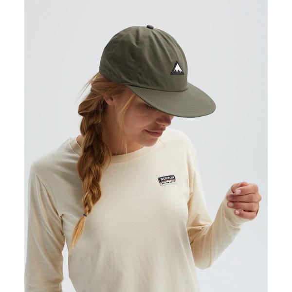 帽子 BURTON バートン Burton Rad Dad Performance Snapback Hat キャップ|2m50cm|03