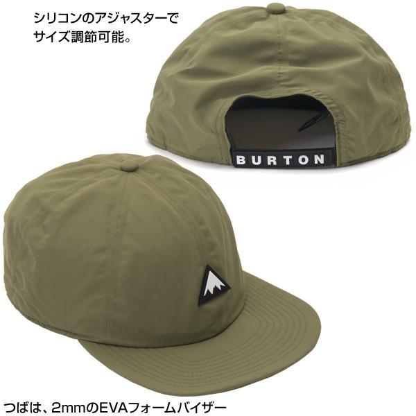 帽子 BURTON バートン Burton Rad Dad Performance Snapback Hat キャップ|2m50cm|05