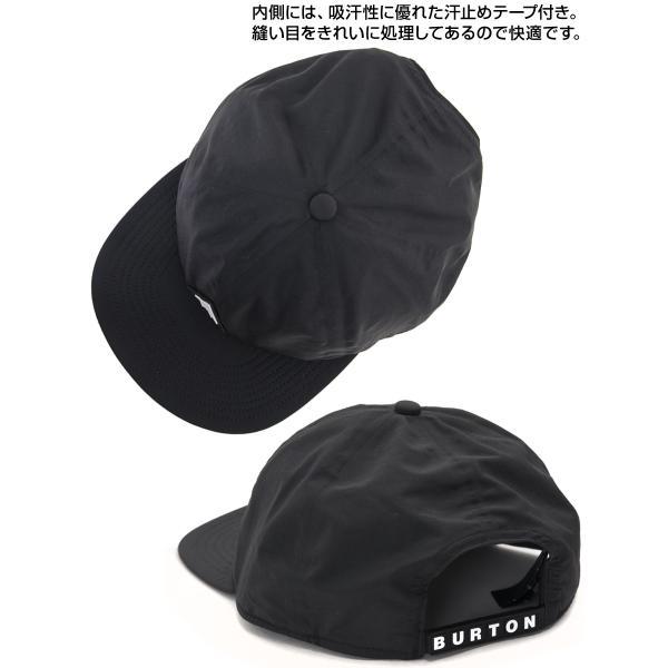 帽子 BURTON バートン Burton Rad Dad Performance Snapback Hat キャップ|2m50cm|06