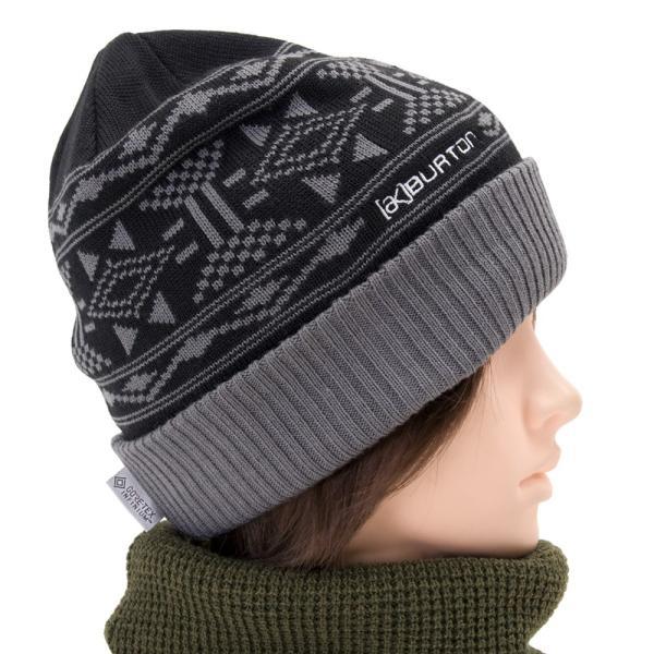 帽子 BURTON バートン  [ak] Smithwind Beanie スミスウィンド ビーニー ニット帽 2m50cm 04