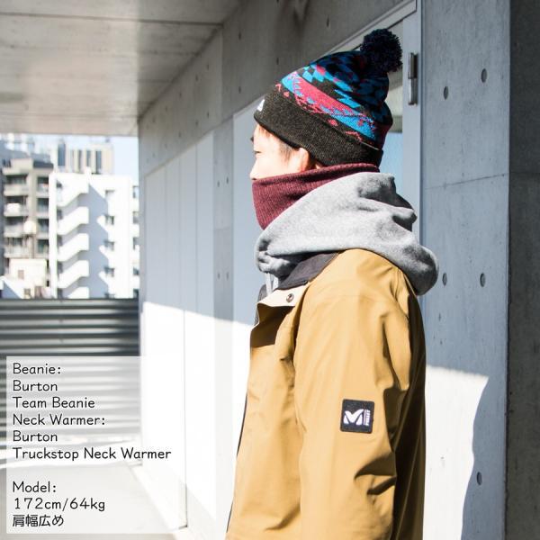 帽子 BURTON バートン Team Beanie チーム ビーニー ニット帽|2m50cm|02