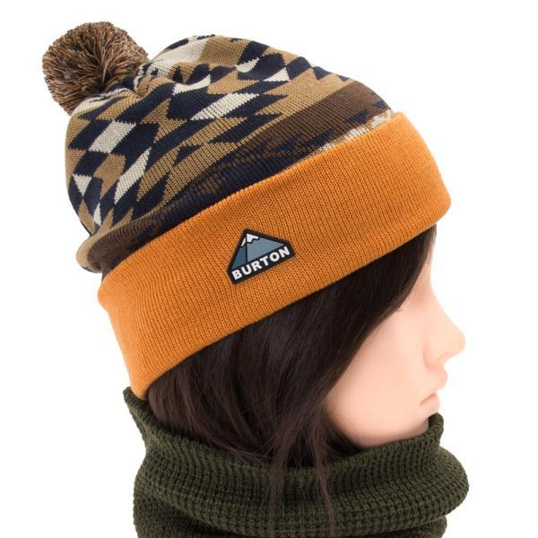 帽子 BURTON バートン Team Beanie チーム ビーニー ニット帽|2m50cm|09