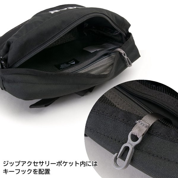 クーラーバッグ BURTON バートン Beeracuda Sling 7L Cooler Bag ビアラクーダ スリング|2m50cm|08