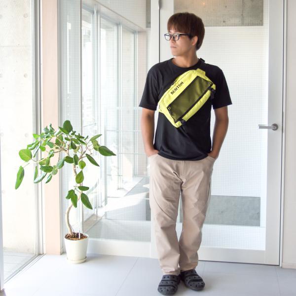 クーラーバッグ BURTON バートン Beeracuda Sling 7L Cooler Bag ビアラクーダ スリング|2m50cm|11