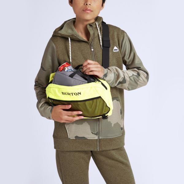クーラーバッグ BURTON バートン Beeracuda Sling 7L Cooler Bag ビアラクーダ スリング|2m50cm|14