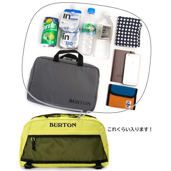 クーラーバッグ BURTON バートン Beeracuda Sling 7L Cooler Bag ビアラクーダ スリング|2m50cm|05