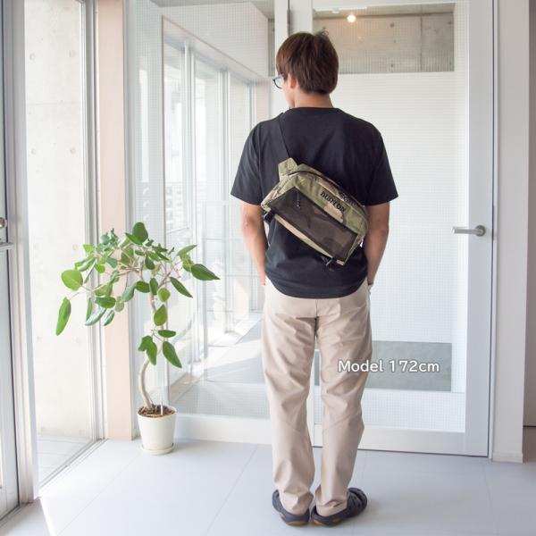 クーラーバッグ BURTON バートン Beeracuda Sling 7L Cooler Bag ビアラクーダ スリング|2m50cm|07