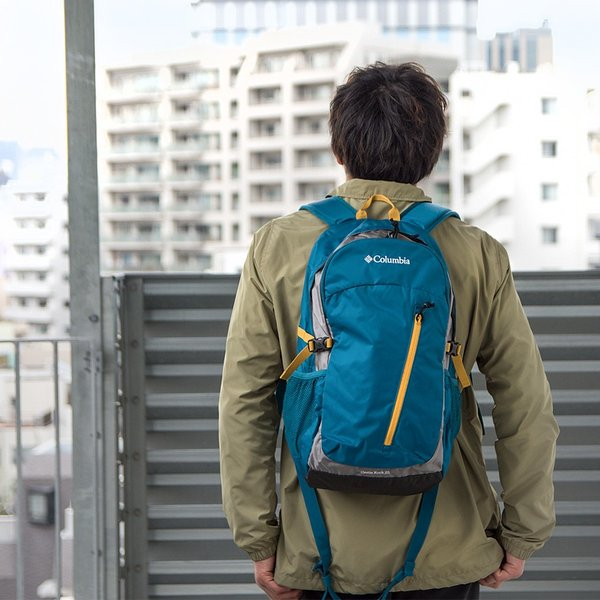 Columbia コロンビア リュックサック Castle Rock 25L Backpack II|2m50cm|02