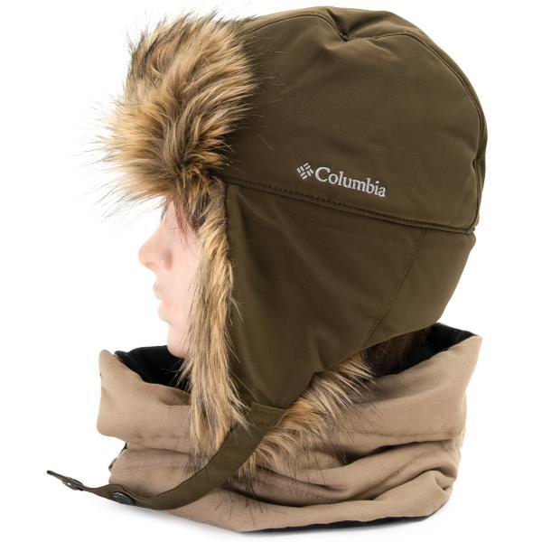 帽子 Columbia コロンビア Winter Challenger Trapper ウィンター チャレンジャー トラッパー 2m50cm 12