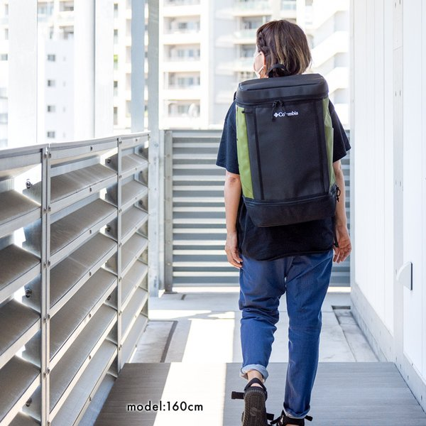 Columbia コロンビア Bremner Slope 35L Backpack|2m50cm|03