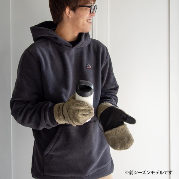 手袋 コロンビア Columbia Pigg Creek Glove ll ピグクリーク グローブ 指無し|2m50cm|15