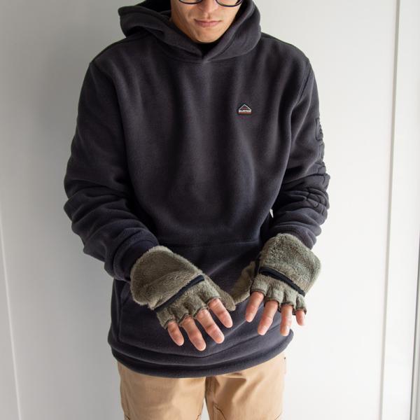 手袋 コロンビア Columbia Pigg Creek Glove ll ピグクリーク グローブ 指無し|2m50cm|16
