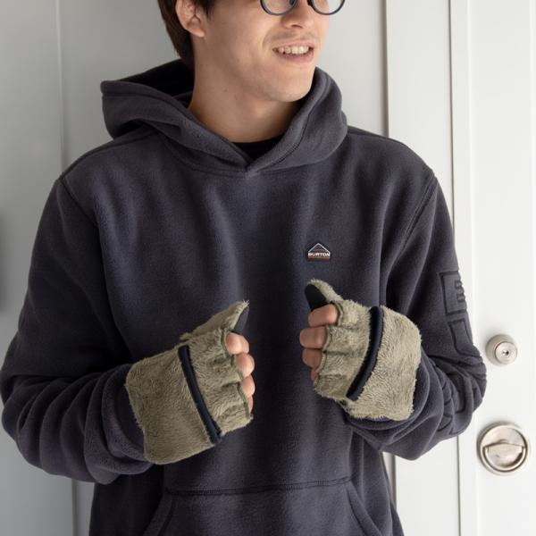 手袋 コロンビア Columbia Pigg Creek Glove ll ピグクリーク グローブ 指無し|2m50cm|03