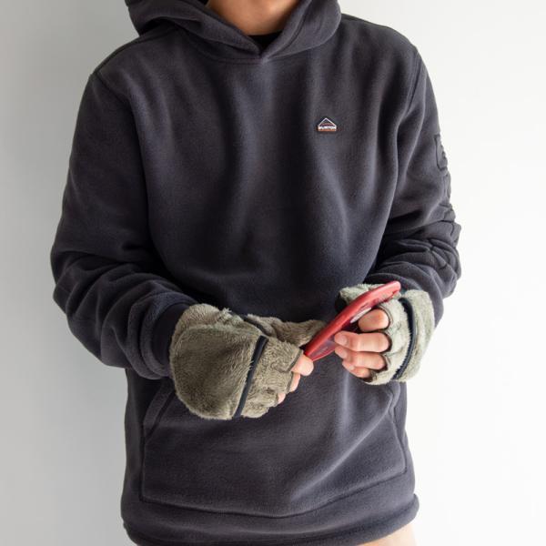 手袋 コロンビア Columbia Pigg Creek Glove ll ピグクリーク グローブ 指無し|2m50cm|04