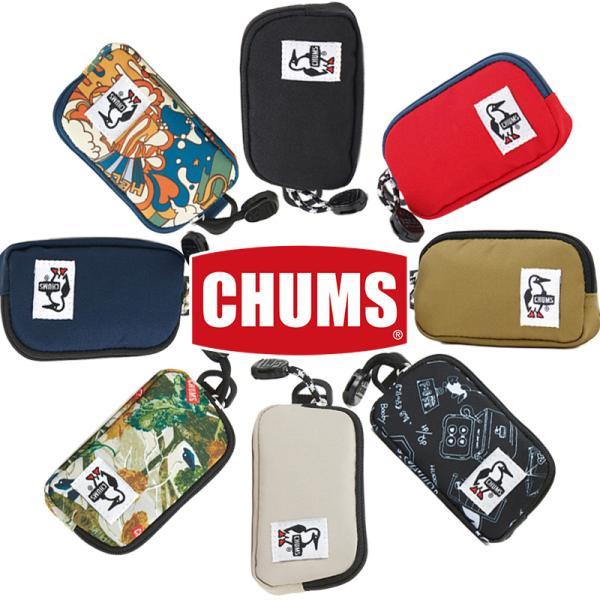 チャムス CHUMS コインケース|2m50cm