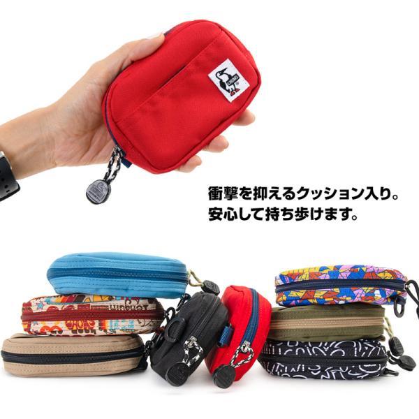チャムス CHUMS デジカメケース Eco Dual Soft Case|2m50cm|06