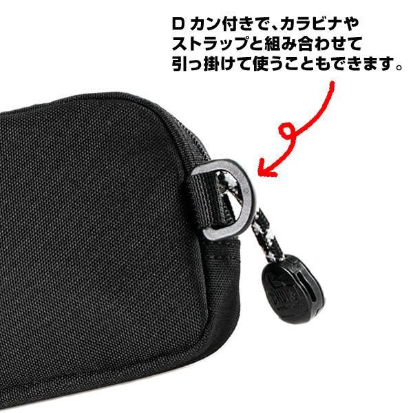 チャムス CHUMS デジカメケース Eco Dual Soft Case|2m50cm|10