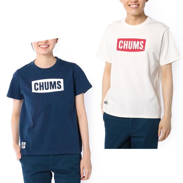 CHUMS チャムス ロゴTシャツ|2m50cm|04