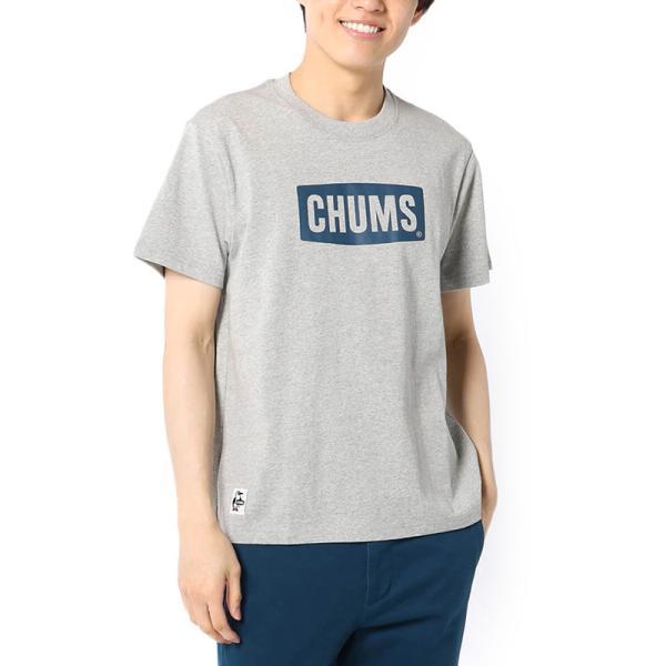 CHUMS チャムス ロゴTシャツ|2m50cm|06