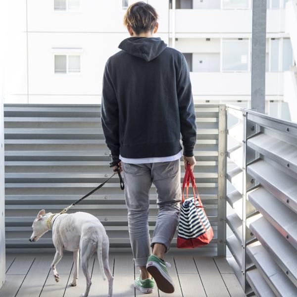 チャムス CHUMS トートバッグ Tote Bag|2m50cm|12