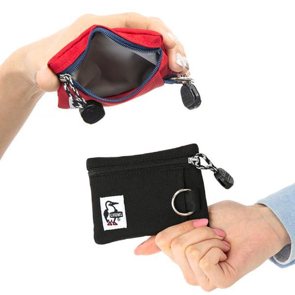 チャムス CHUMS エコ キーコインケース  財布 キーケース|2m50cm|07