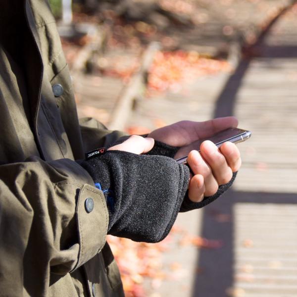 CHUMS チャムス 手袋 Polartec 200 Cuff Gaiter ポーラテック200 カフゲイター|2m50cm|02