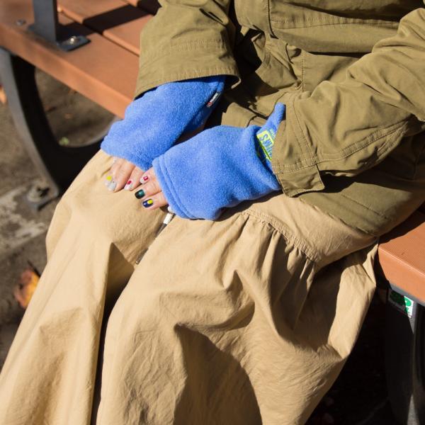 CHUMS チャムス 手袋 Polartec 200 Cuff Gaiter ポーラテック200 カフゲイター|2m50cm|09