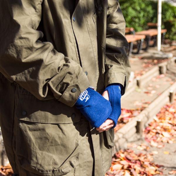 CHUMS チャムス 手袋 Polartec 200 Cuff Gaiter ポーラテック200 カフゲイター|2m50cm|10