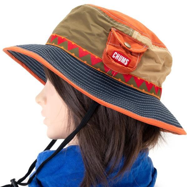 CHUMS チャムス 帽子 Fes Hat フェスハット 2m50cm 15