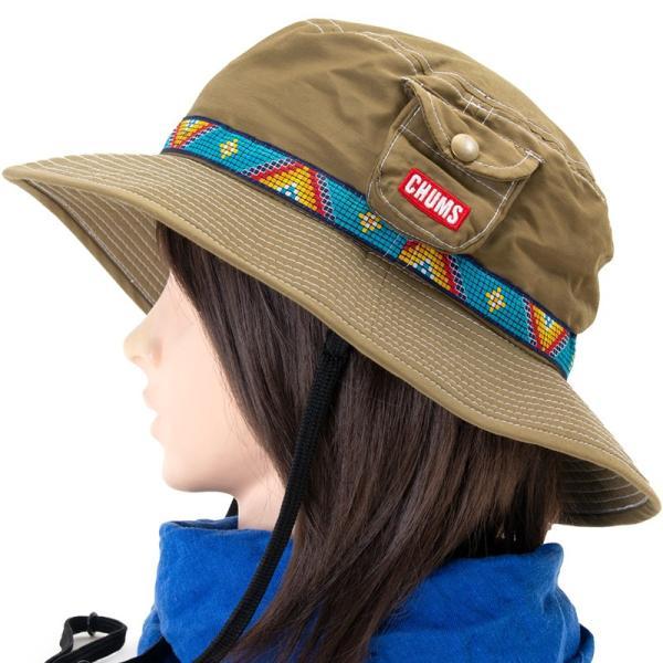 CHUMS チャムス 帽子 Fes Hat フェスハット 2m50cm 17