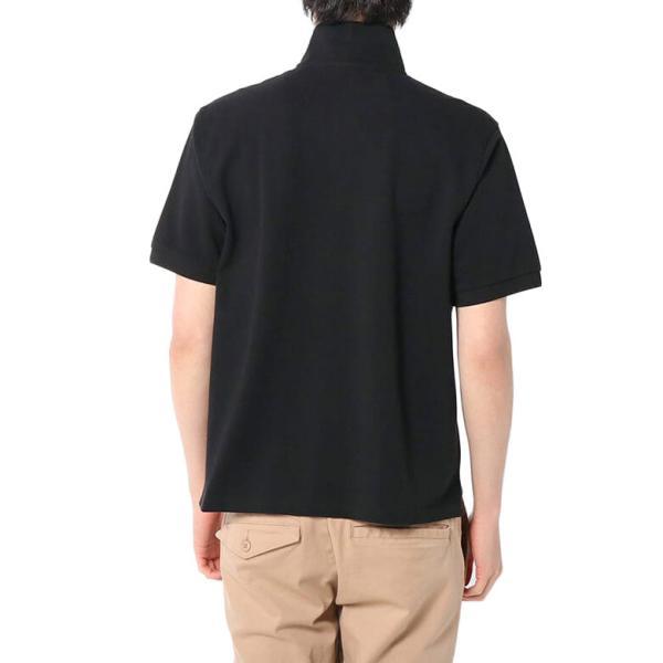 CHUMS チャムス Booby Shawl Polo Shirt ブービー ショール ポロシャツ|2m50cm|07