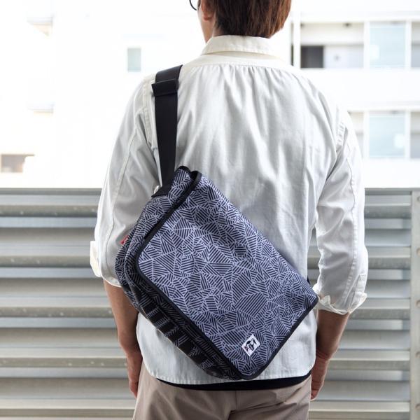 CHUMS チャムス メッセンジャーバッグ Eco CHUMS Messenger Bag エコ|2m50cm|16