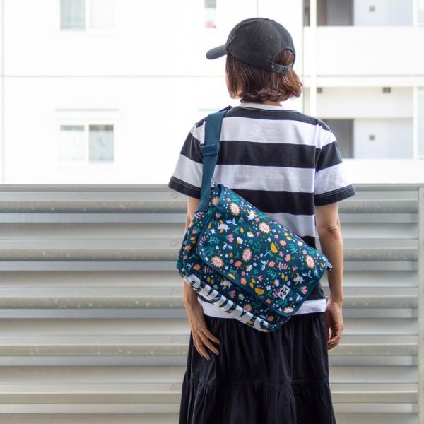 CHUMS チャムス メッセンジャーバッグ Eco CHUMS Messenger Bag エコ|2m50cm|03