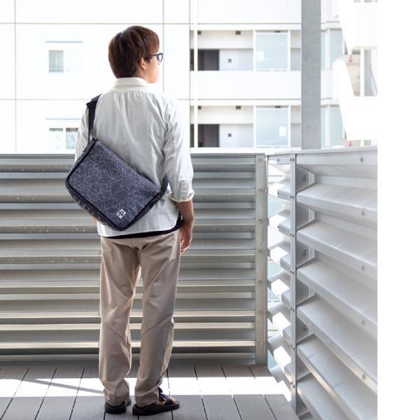 CHUMS チャムス メッセンジャーバッグ Eco CHUMS Messenger Bag エコ|2m50cm|04
