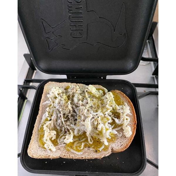 CHUMS チャムス ホットサンドメーカー Hot Sandwich Cooker 2m50cm 07