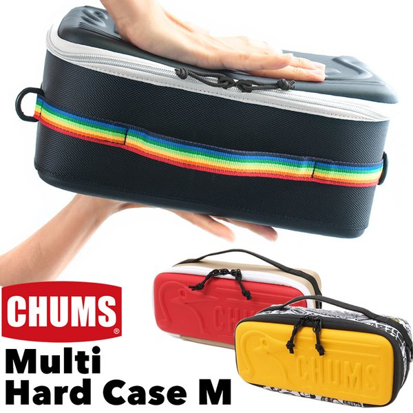 チャムス CHUMS Booby Multi Hard Case M ハードケース|2m50cm