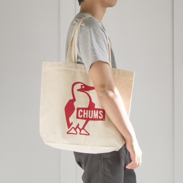 チャムス CHUMS ブービーキャンバストート|2m50cm|06