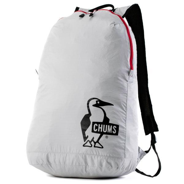 チャムス CHUMS パッカブルデイパック Packable Day Pack|2m50cm|12