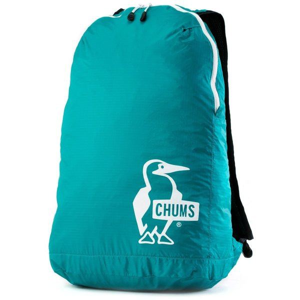 チャムス CHUMS パッカブルデイパック Packable Day Pack|2m50cm|15