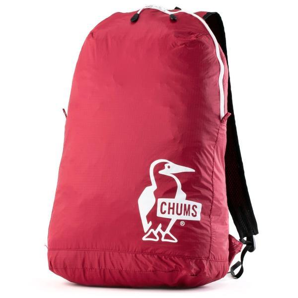 チャムス CHUMS パッカブルデイパック Packable Day Pack|2m50cm|16