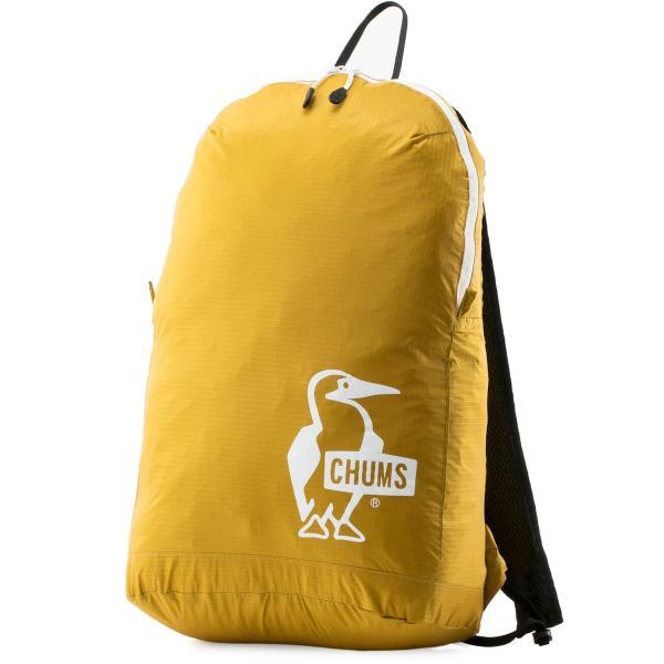 チャムス CHUMS パッカブルデイパック Packable Day Pack|2m50cm|17