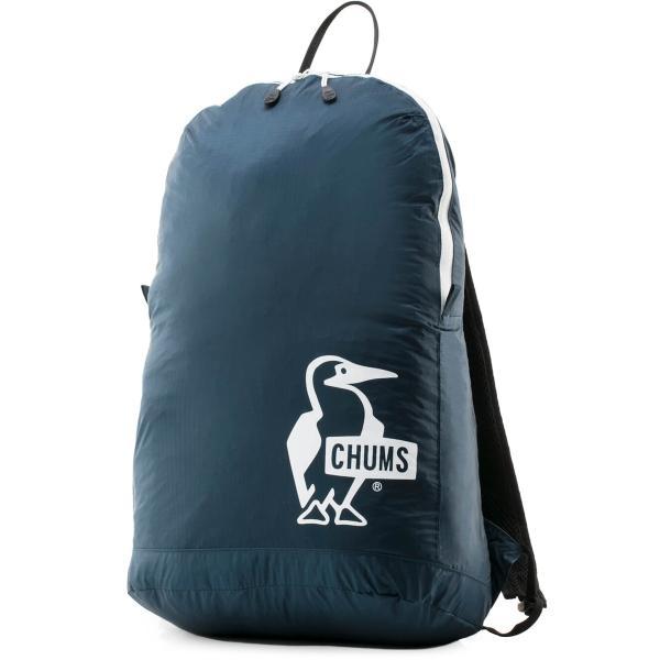 チャムス CHUMS パッカブルデイパック Packable Day Pack|2m50cm|18