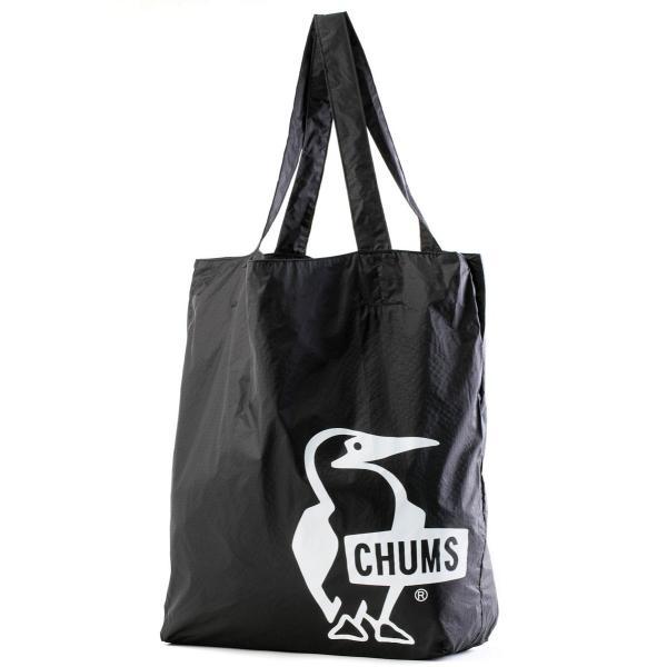 チャムス CHUMS パッカブルトートバッグ Packable Tote Bag|2m50cm|12